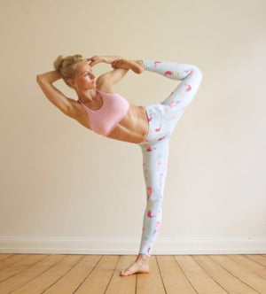 Mermaid Flexi Yoga Leggings