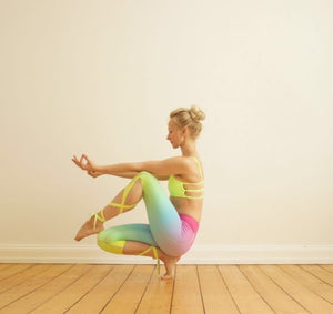 Rainbow Flexi Dancer Leggings