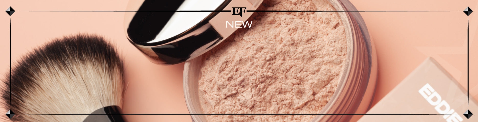 EDDIE FUNKHOUSER Cosmetics New Products!