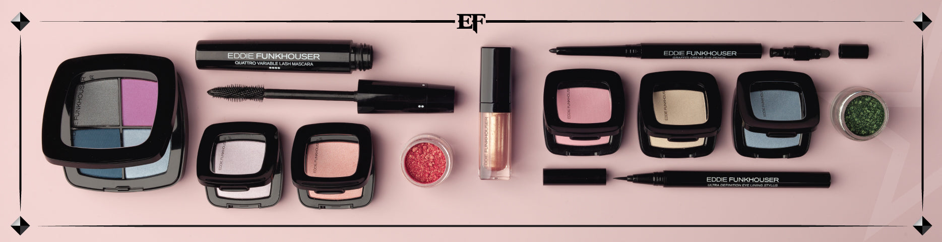EDDIE FUNKHOUSER Cosmetics Eye Products