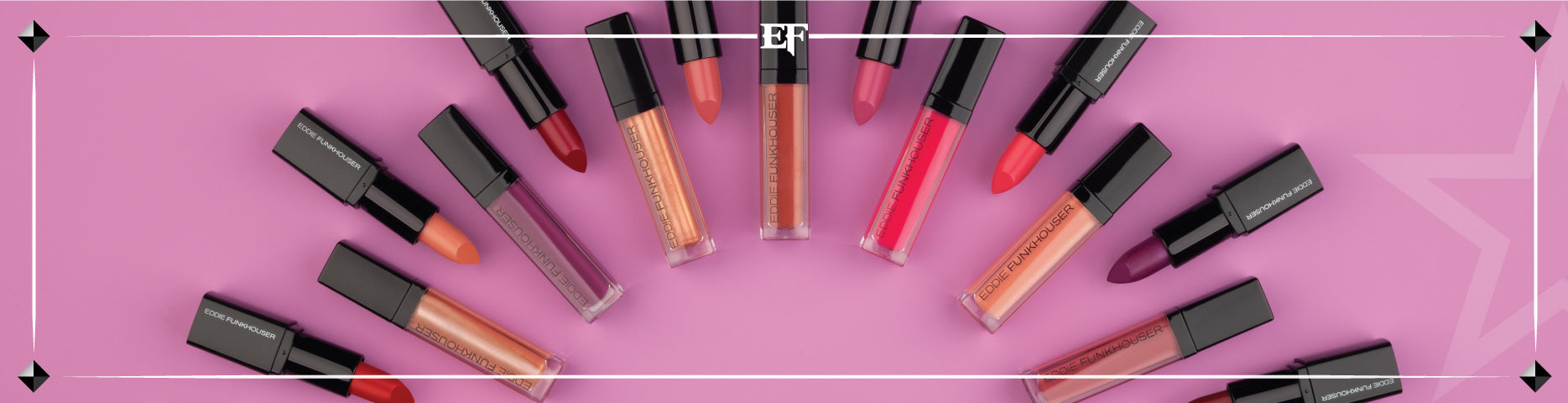 EDDIE FUNKHOUSER Cosmetics Lip Products