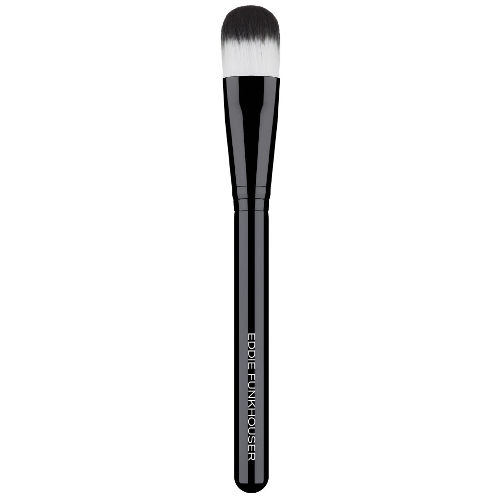 FLAT FOUNDATION BRUSH,  - EDDIE FUNKHOUSER® Cosmetics