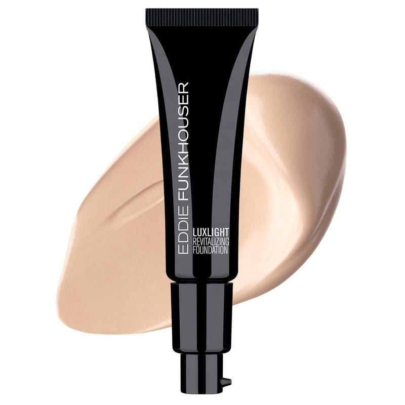 LUXLIGHT® REVITALIZING FOUNDATION, Foundation - EDDIE FUNKHOUSER® Cosmetics