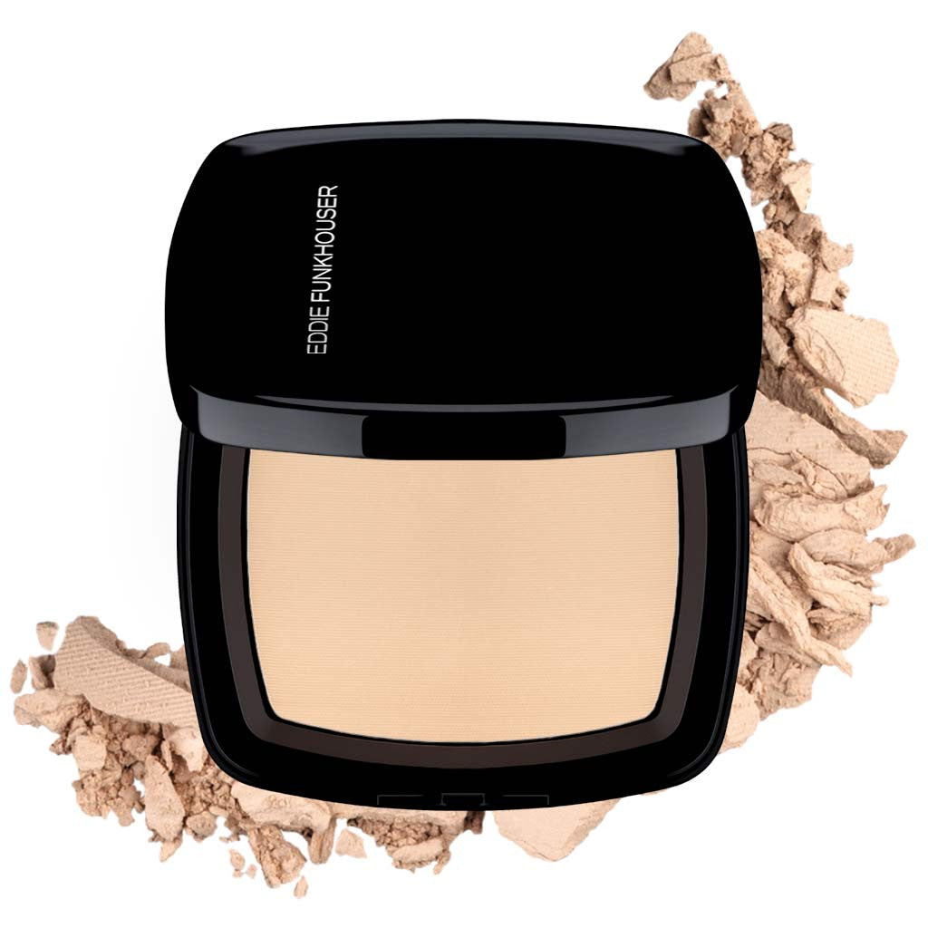 MICROMINERAL FOUNDATION POWDER, Foundation - EDDIE FUNKHOUSER® Cosmetics