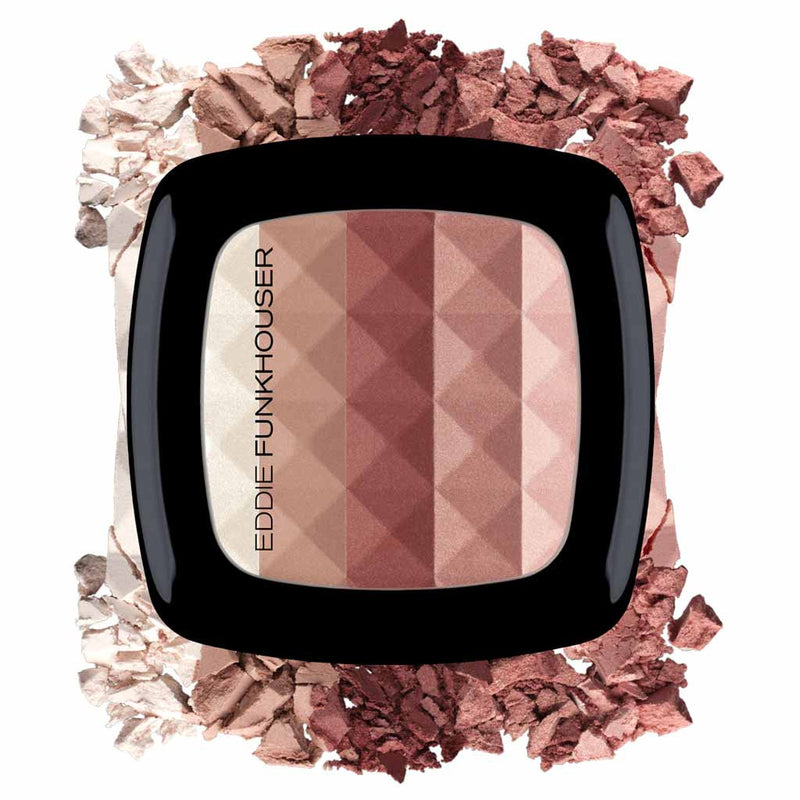 ULTRA DEFINITION BRONZE & SCULPT POWDER,  - EDDIE FUNKHOUSER® Cosmetics