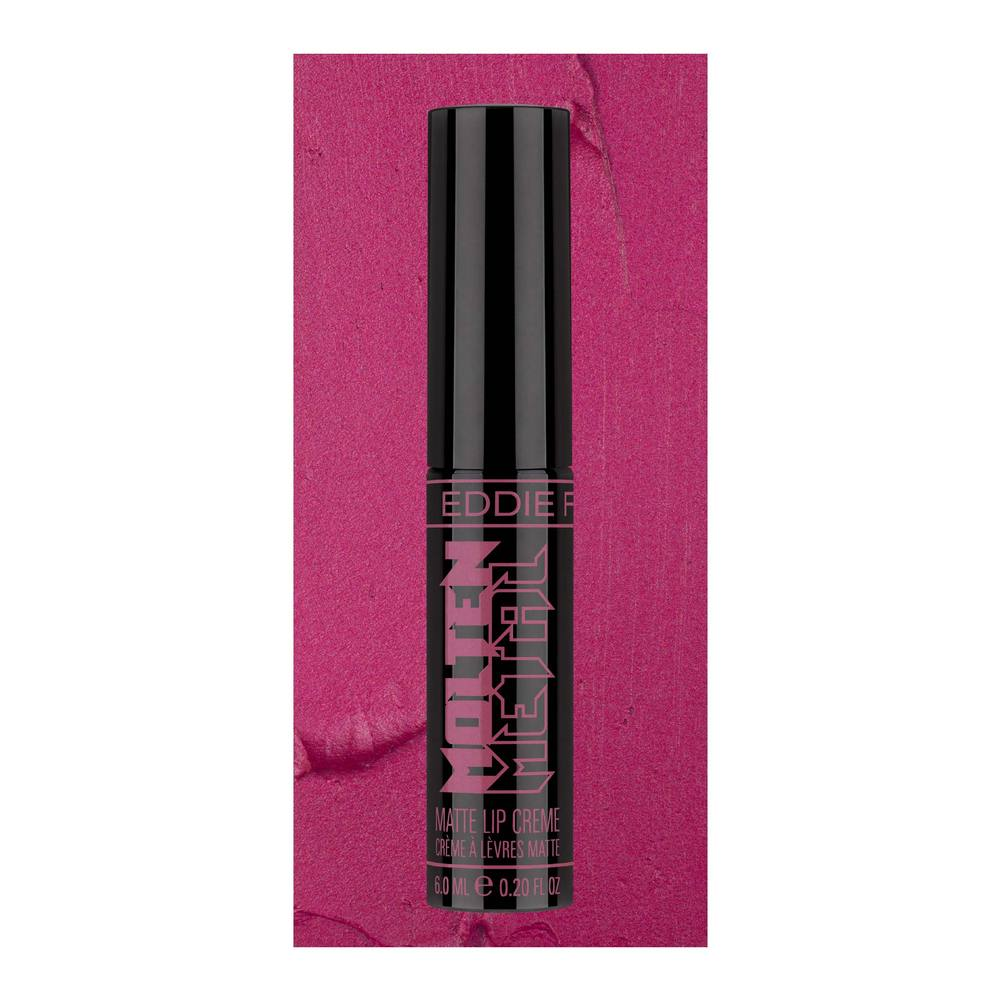 MOLTEN METAL MATTE LIP CREME - RING OF FIRE |  | Eddie Funkhouser® Cosmetics