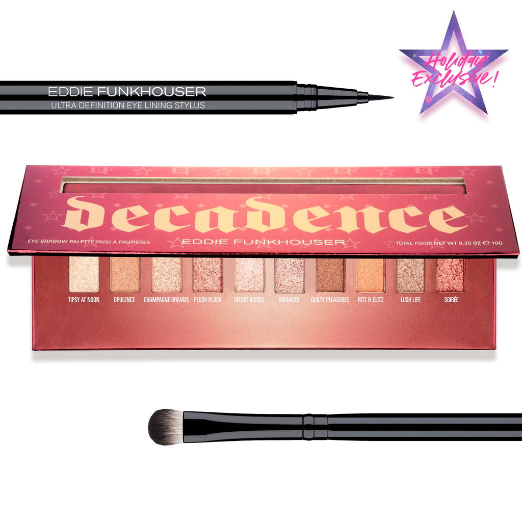 Decadence Holiday Collection,  - EDDIE FUNKHOUSER® Cosmetics