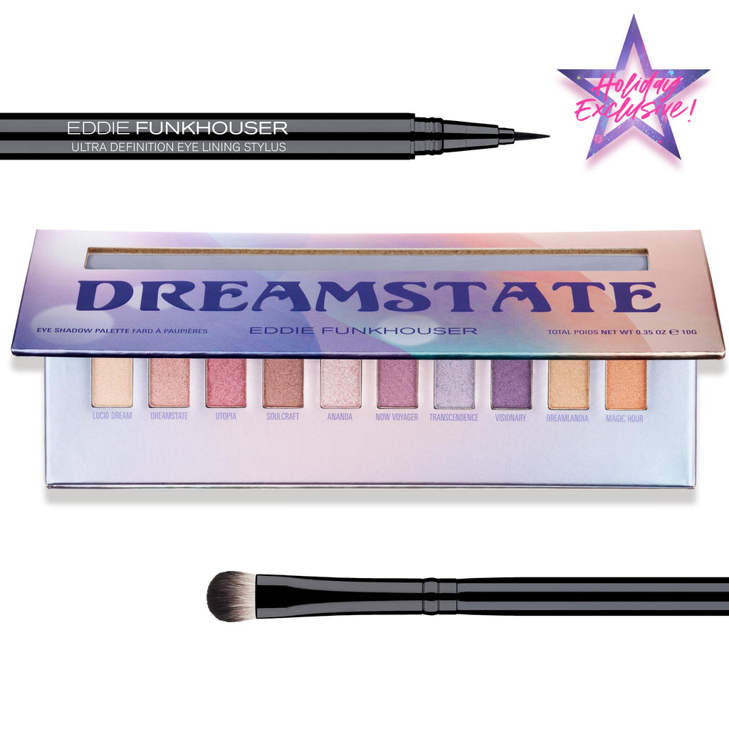 Dreamstate Holiday Collection,  - EDDIE FUNKHOUSER® Cosmetics