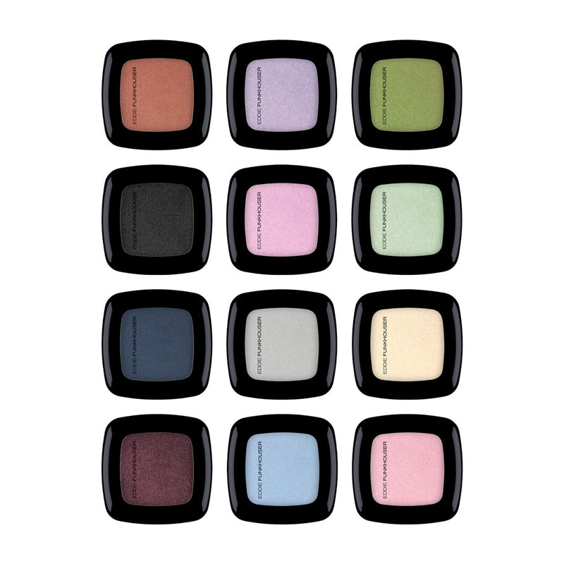 HYPERREAL® EYE COLOR COLLECTION, Eye - EDDIE FUNKHOUSER® Cosmetics