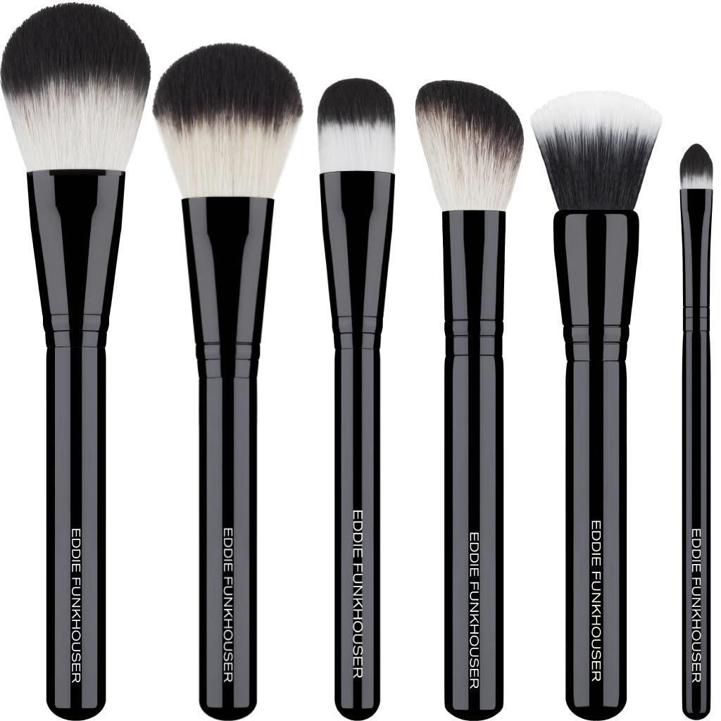 FACE BRUSH ESSENTIALS |  | Eddie Funkhouser® Cosmetics