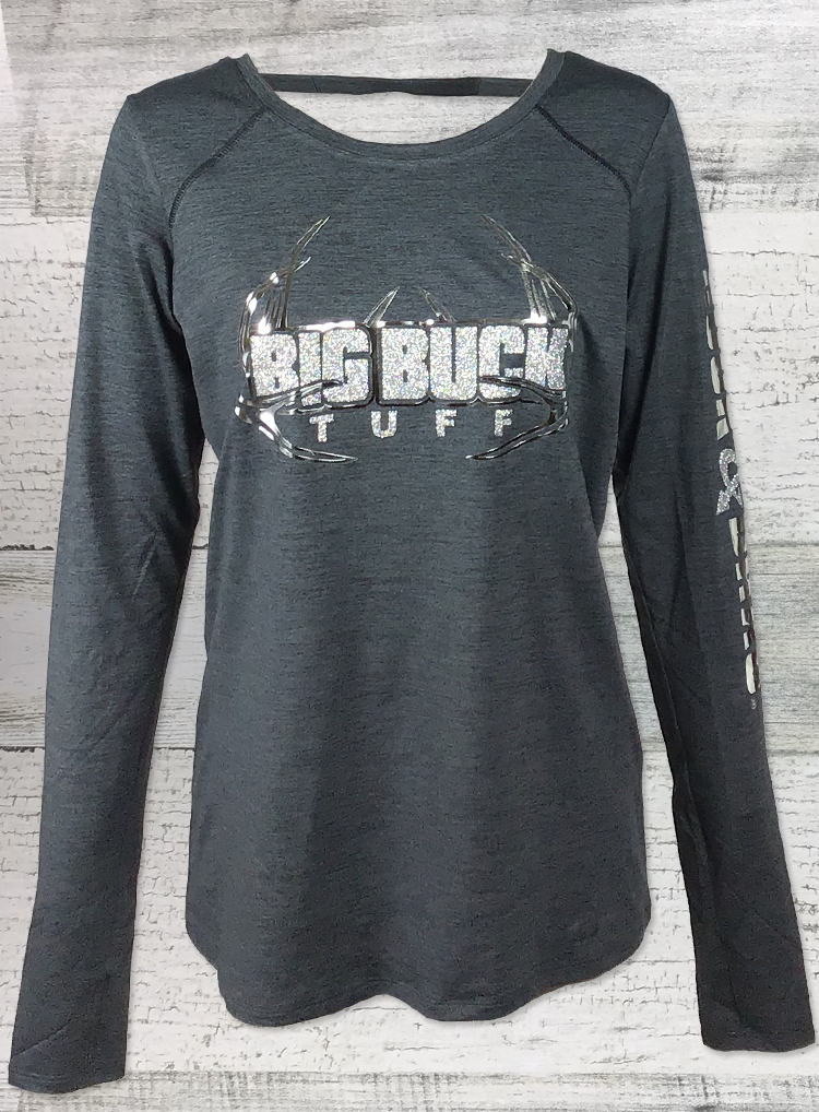 Big Buck Tuff  OGIO ® ENDURANCE Ladies Force Long Sleeve Tee