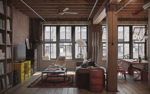 How To Create Industrial Interior   Design Guide
