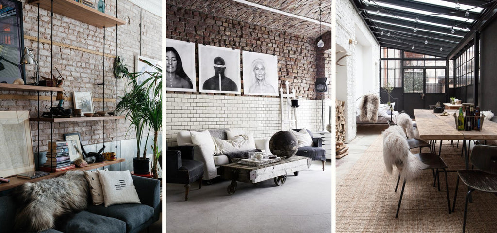 How to Create Industrial Interior Design Guide Vanilla Home Store