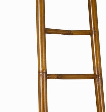 WOODEN DECORATIVE LADDER