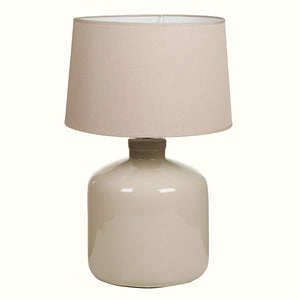 BEIGE DESK LAMP