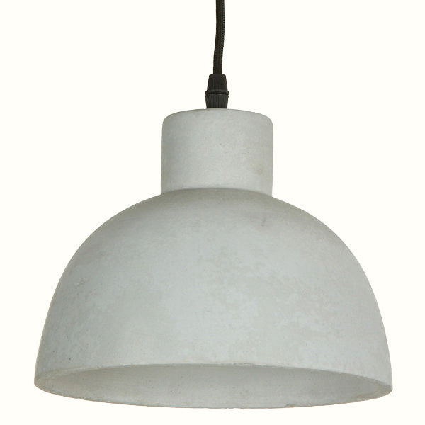 CEMENT CEILING LAMP