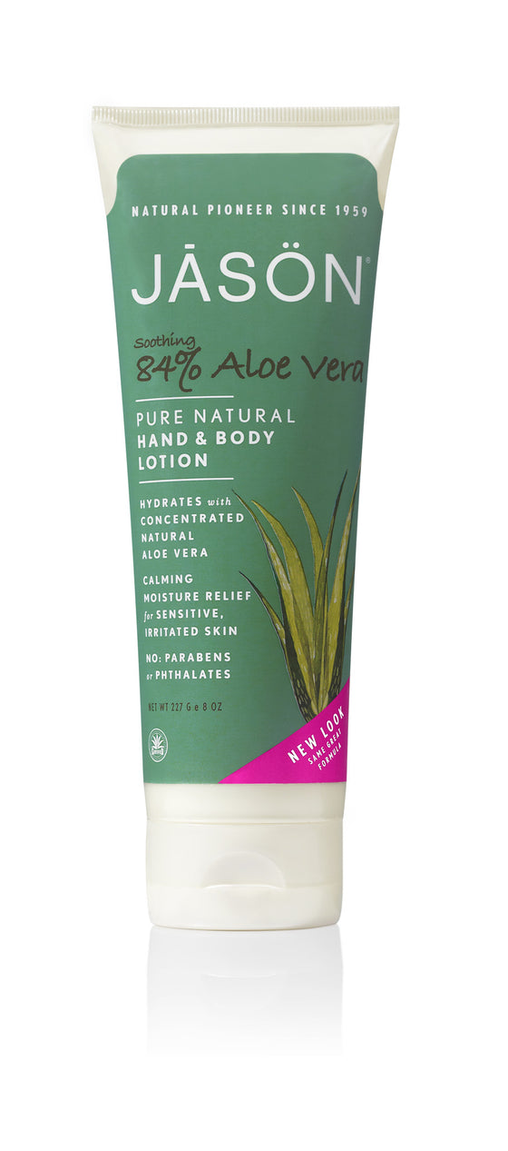 Soothing 84% Aloe Vera Hand & Body Lotion