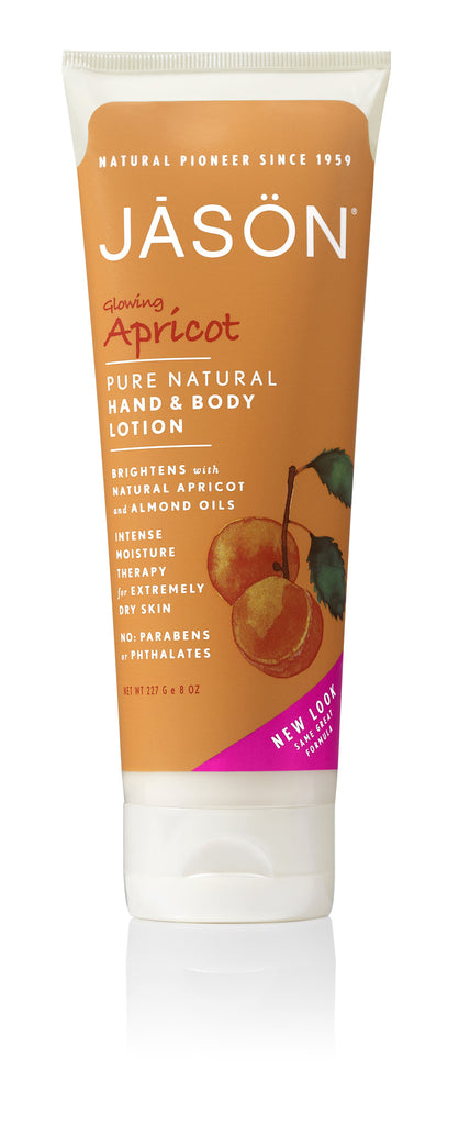 Glowing Apricot Hand & Body Lotion