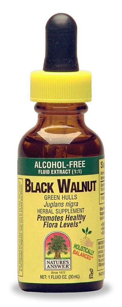 Black Walnut Hulls 30ml