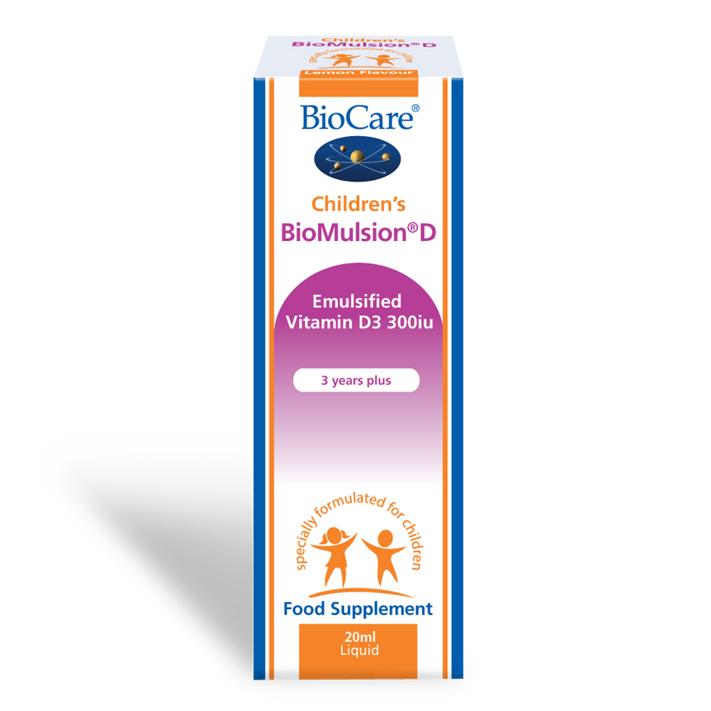 Children's BioMulsion® D (Liquid vitamin D)20ml