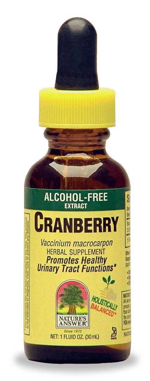 Cranberry 30ml - Alcohol Free