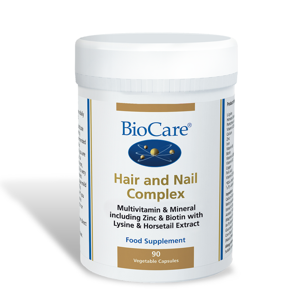 Hair and Nail Complex 90 Capsules