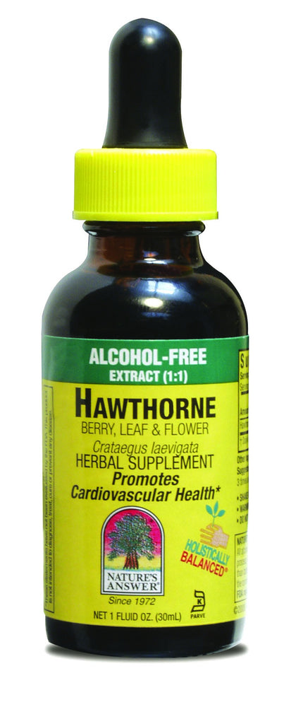Hawthorn Berry 30ml - Alcohol Free