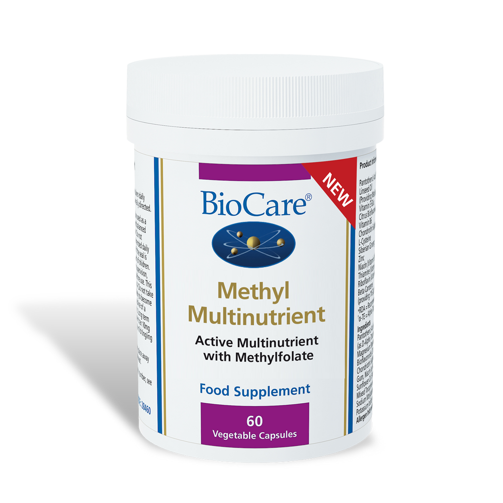 Methyl Multinutrient - 60 Capsules