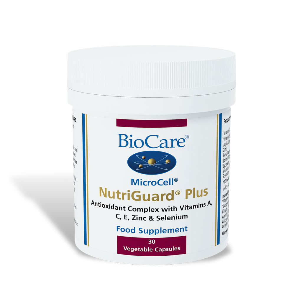 MicroCell® NutriGuard® Plus (Antioxidant) 30 Capsules