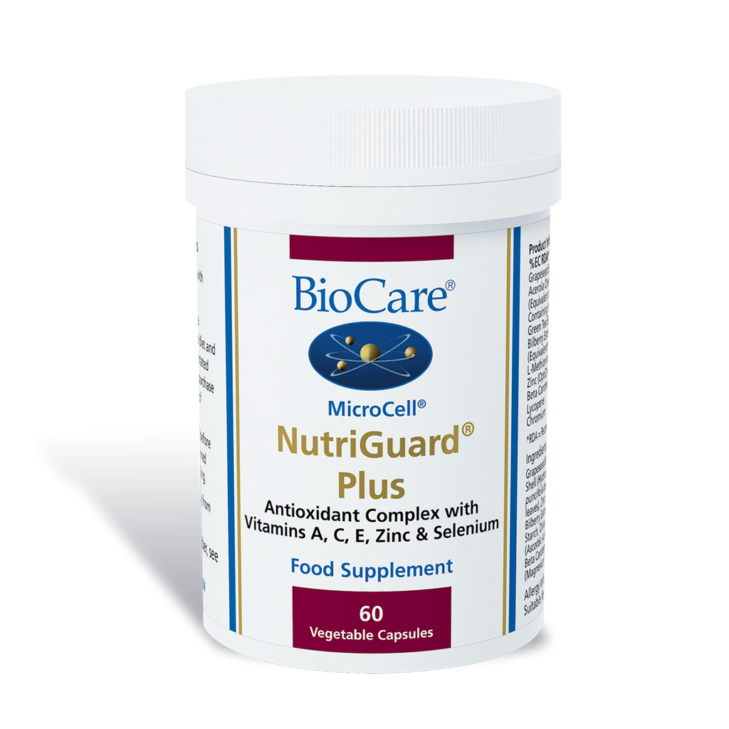 MicroCell® NutriGuard® Plus (Antioxidant) 60 Capsules