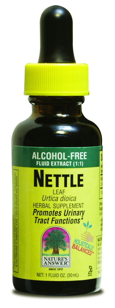 Nettle Leaf 30ml - Alcohol Free