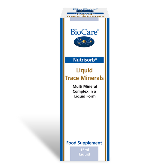 Nutrisorb® Trace Minerals 15ml Liquid