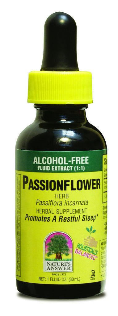 Passionflower Herb 30ml - Alcohol Free