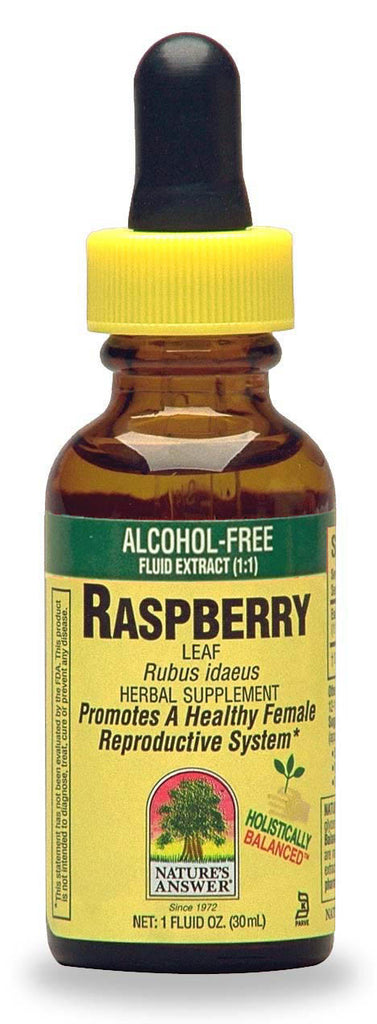 Red Raspberry Leaf 30ml