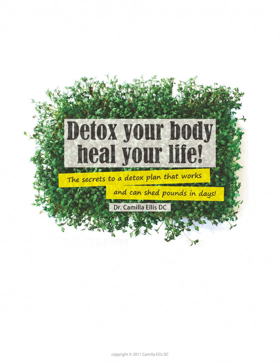 Detox your body heal your life!