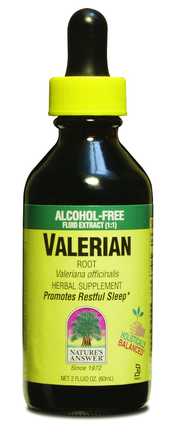 Valerian Root 60ml - Alcohol Free