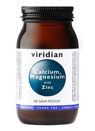 Calcium Magnesium with Zinc Powder 100g