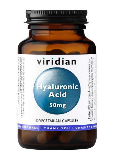 HYALURONIC ACID 50MG