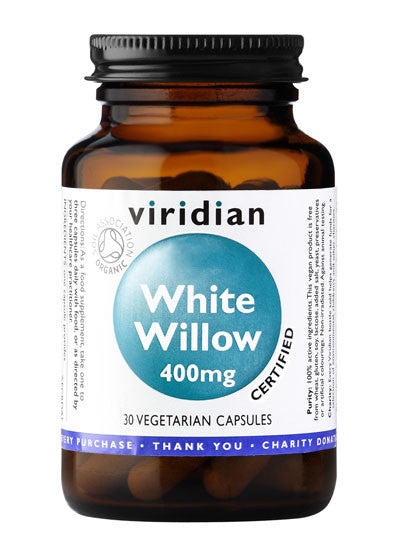 White Willow 30 Capsules