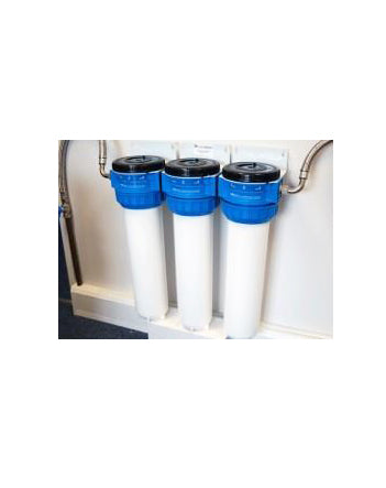 Whole house water filter systems with Heavy Metal Removal
