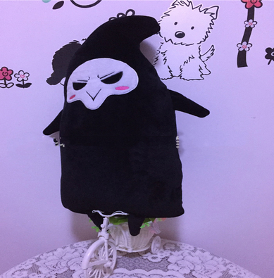 Reaper Long and Round Plush Toy Doll Gift