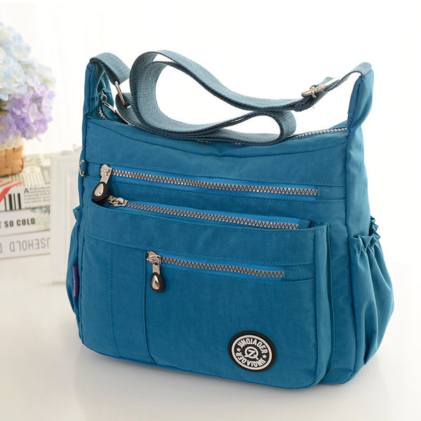 New Women Messenger Bags for Women Waterproof Nylon Handbag Female Shoulder Bag Ladies Crossbody Bags bolsa sac a main femme de