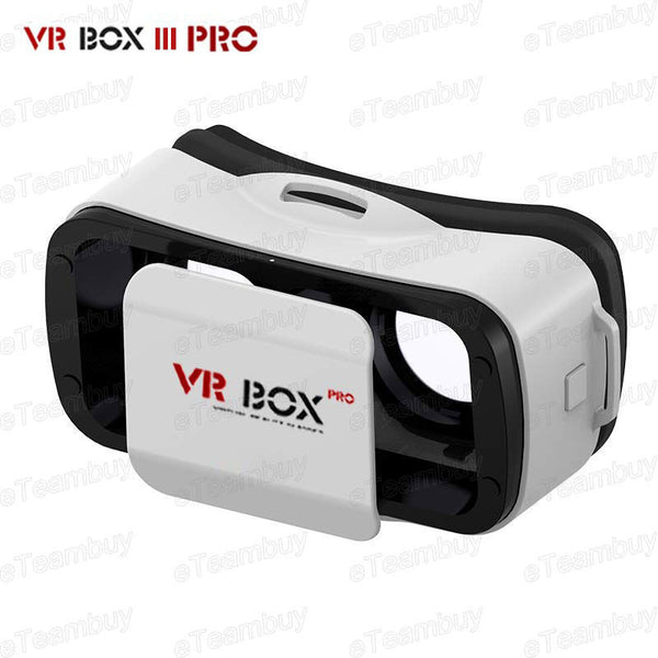 "2016 Smart NEW VR BOX 3.0 PRO 3D Virtual Reality Glasses Headmount VR Google Cardboard 3D Game Movie for 4.5"" - 5.5"" Smart Phone"