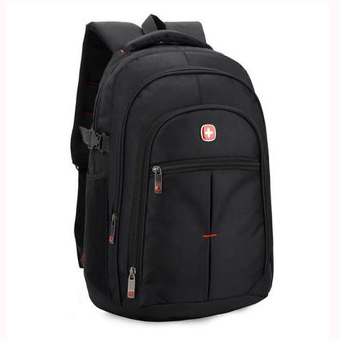 Brand Swiss men laptop backpack computer back bag sac a dos backpacks Travel oxford waterproof 14/15.6 inch bags