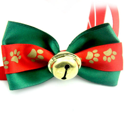 1 PC New Year Gift Dog Cat Bow Ties Bowtie Pet Neckties Holiday Wedding Decoration Grooming Accessories