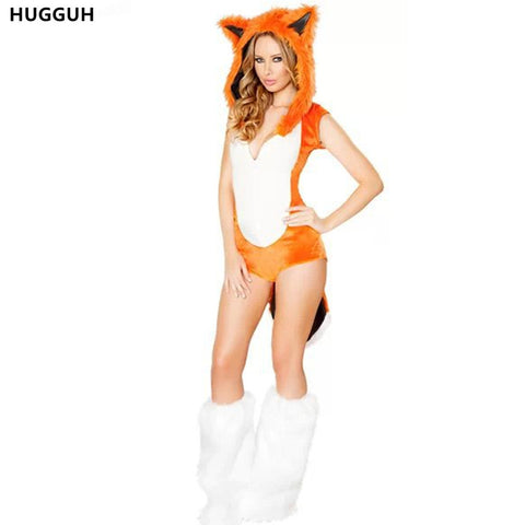 Adult Fox Light Outfit