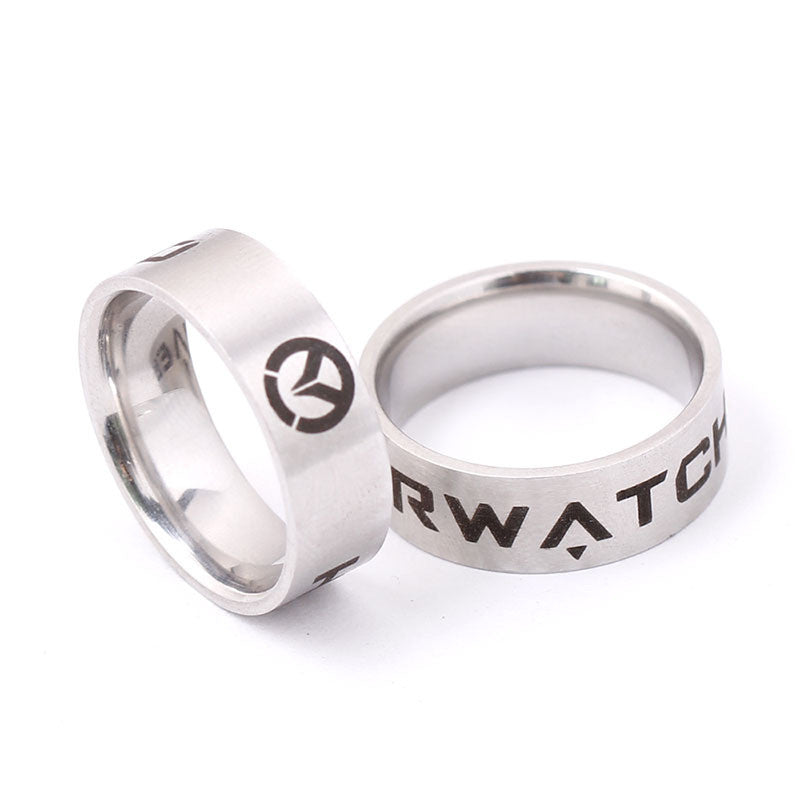 Overwatch Ring (For women)