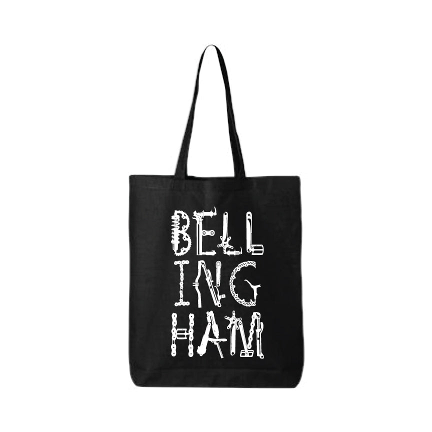 Ride Bellingham - Tote Bag