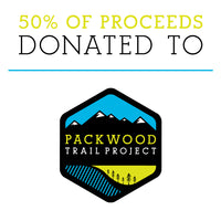 Packwood Trail Project - Zip Up Hoodie