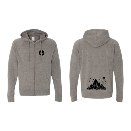 Starliet - Adult Zip Up Hoodie